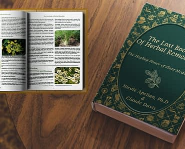 Book of natural eherbal remedies